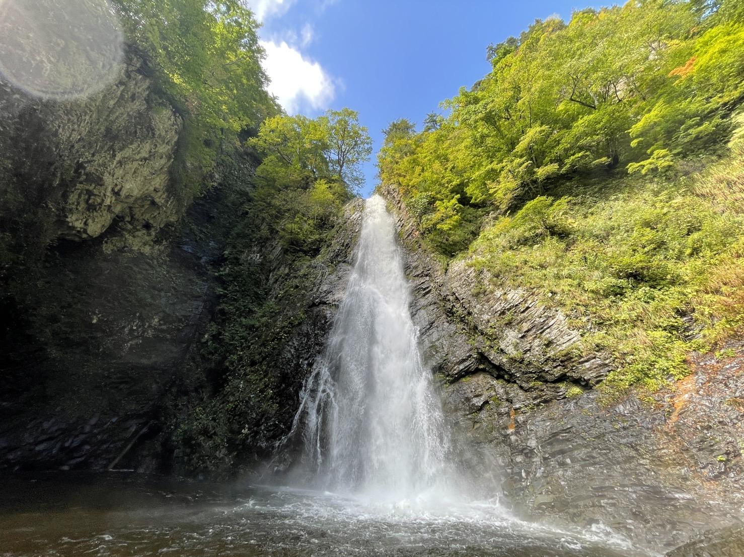 暗門の滝を散策! 世界遺産白神山地のブナ林を拝んできました!