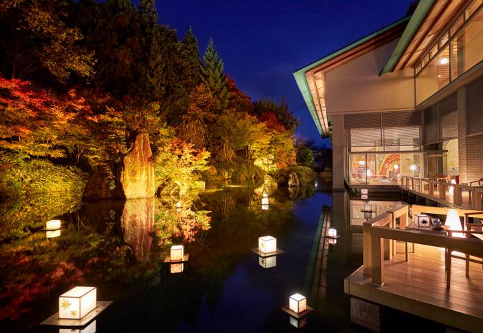 【界】~紅葉を愛で、秋を感じるひととき~温泉旅館で秋を満喫「紅葉に酔いしれる界の温泉旅」開催