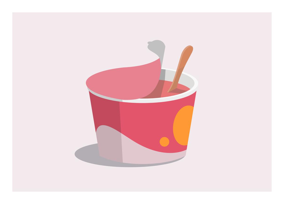 【東青地区】名産品をアイスに!オリジナルアイスクリームができました!